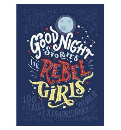 Книга Good Night Stories for Rebel Girls [Hardcover] Favilli, E. ISBN 9780141986005