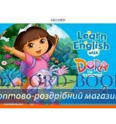 Learn English with Dora the Explorer 2 students book 9780194052177 купить Киев Украина