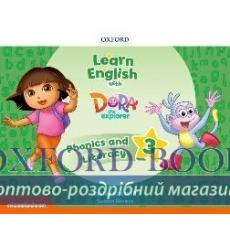 Learn English with Dora the Explorer 3 Phonics and Literature 9780194057233 купить Киев Украина
