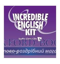 Книга Incredible English 5 Class Audio CD(3) ISBN 9780194440417 купить Киев Украина