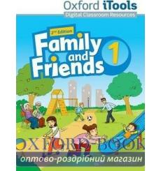 Family and Friends 1 iTools 2nd Edition 9780194808156 купить Киев