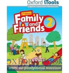 Family and Friends 2 iTools 2nd Edition 9780194808163 купить Киев