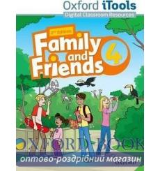 Family and Friends 4 iTools 2nd Edition 9780194808187 купить Киев