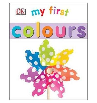 Книга Colours ISBN 9780241185490