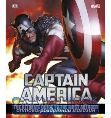 Книга Captain America: The Ultimate Guide to the First Avenger ISBN 9780241245903