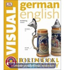German-English Visual Bilingual Dictionary with FREE Audio APP 9780241292457 купить Киев Украина