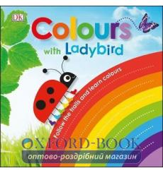 Colours with a Ladybird: Follow the Trails and Learn Colours 9780241317143 купить Киев Украина