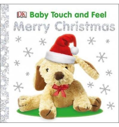 Книга Baby Touch and Feel Merry Christmas ISBN 9780241332276
