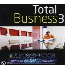 Книга Total business 3 Upper-Intermediate Class Audio CD 9780462098722 купить Киев Украина