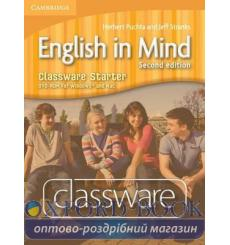 Книга English in Mind Starter Classware dvd-ROM 2nd Edition 9780521122320 купить Киев Украина