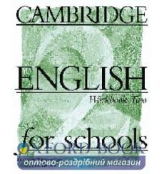 Тетрадь Cambridge English For Schools 2 workbook 9780521421744 купить Киев Украина
