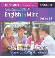 Книга English in Mind Combo 3A and 3B Audio CDs (3) ISBN 9780521707015 купить Киев Украина