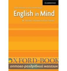 Книга English in Mind Starter Teachers Resource Pack ISBN 9780521750431 купить Киев Украина