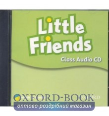 Диск Litte Friends Class CD ISBN 9780194432245