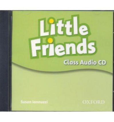 Little Friends: Class Audio CD