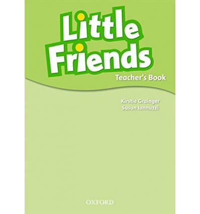 Книга для учителя Little Friends: Teachers Book 9780194432238 купить Киев Украина