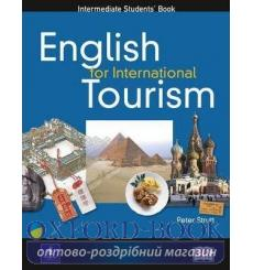 Учебник English for International Tourism Interm Student Book 9780582479838 купить Киев Украина