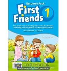 Книга First Friends 1: Teachers Resource Pack ISBN 9780194432085