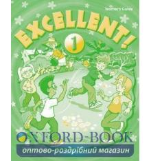 Книга для учителя Excellent 1 Teachers book ISBN 9780582778375