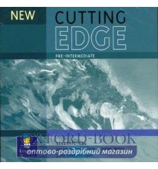 Тетрадь Cutting Edge Pre-Interm New workbook CDs (2) adv 9780582825161-L купить Киев Украина