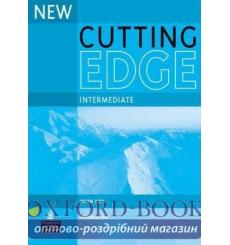 Тетрадь Cutting Edge Interm New workbook+key 9780582825208 купить Киев Украина