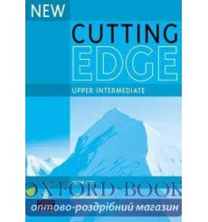 Тетрадь Cutting Edge Upper-Interm New workbook+key 9780582825284 купить Киев Украина