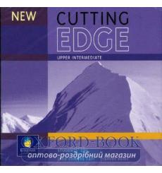 Тетрадь Cutting Edge Upper-Interm New workbook CDs (2) adv 9780582825321-L купить Киев Украина