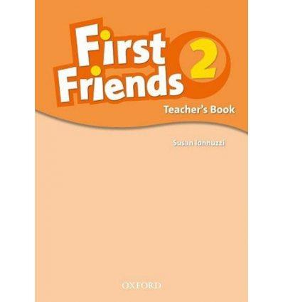 First Friends 2: Teacher's Book