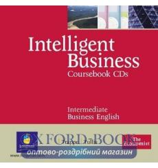 Диск Intelligent Business Interm Class CD (2) adv ISBN 9780582840522-L купить Киев Украина