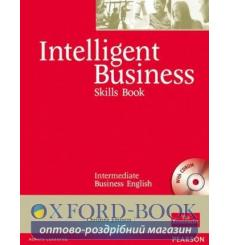 Книга Intelligent Business Inter Skills Pack ISBN 9780582846883 купить Киев Украина