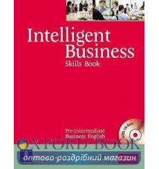 Intelligent Business Pre-Interm Skills+CD ISBN 9780582846920 купить Киев Украина