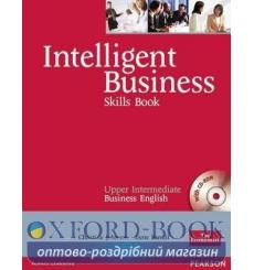Книга Intelligent Business Upper-inter SkillsPack ISBN 9780582846968 купить Киев Украина