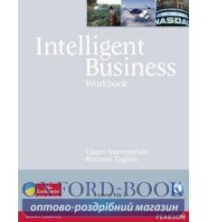 Тетрадь Intelligent Business Upper-inter WB+CD 9780582846999 купить Киев Украина