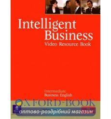 Книга Intelligent Business Video Int Resource Book ISBN 9780582847996 купить Киев Украина
