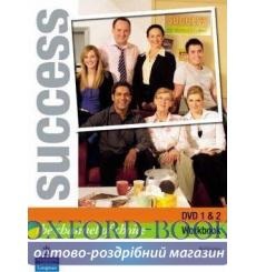 Диск Success Elementary - Pre-Interm DVD Workbook ISBN 9780582854093 купить Киев Украина
