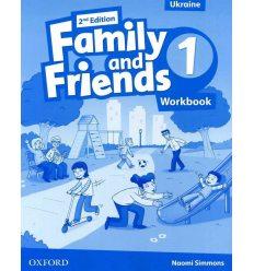 family and friends 1 workbook (Ukrainian Edition)