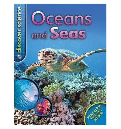 Книга Discover Science: Oceans and Seas Nicola Davies ISBN 9780753431580