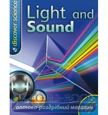Книга Discover Science: Light and Sound Mike Goldsmith ISBN 9780753434109
