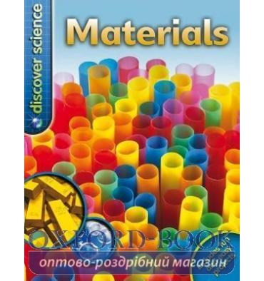 Книга Discover Science: Materials Clive Gifford ISBN 9780753434116