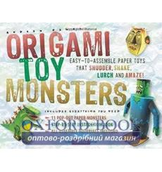 Книга Origami Toy Monsters Kit: Easy-To-Assemble Paper Toys That Shudder, Shake, Lurch and Amaze!  9780804844567 купить Киев ...
