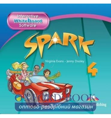 Книга Spark 4 (Monstertrackers) Interactive Whiteboard software ISBN 9780857774156