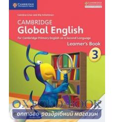 Книга Cambridge Global English 3 Learners Book with Audio CD ISBN 9781107613843 купить Киев Украина