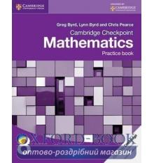 Книжка Cambridge Checkpoint Mathematics 8 Practice Book ISBN 9781107665996
