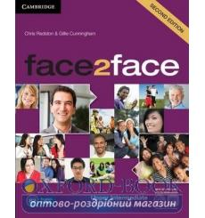 Тетрадь Face2face Upper Intermediate Students Book with DVD-ROM and Online Workbook Pack Redston, Ch. 2nd Edition 97811076863...