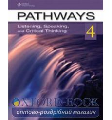 Pathways 4: Listening, Speaking, and Critical Thinking Assessment CD-ROM with ExamView 9781111347819 купить Киев Украина