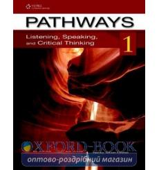 Pathways 1: Listening, Speaking, and Critical Thinking Audio CDs 9781111350352 купить Киев Украина
