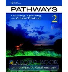 Pathways 2: Listening, Speaking, and Critical Thinking Audio CDs ISBN 9781111398156 купить Киев Украина