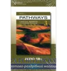 Pathways 3: Listening, Speaking, and Critical Thinking Audio CDs 9781111398644 купить Киев Украина
