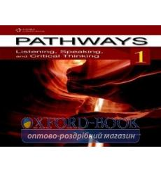 Книга для учителя Pathways 1: Listening, Speaking, and Critical Thinking Teachers Guide 9781111832285 купить Киев Украина