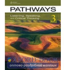 Pathways 3: Listening, Speaking, and Critical Thinking Assessment CD-ROM with ExamView 9781111833190 купить Киев Украина